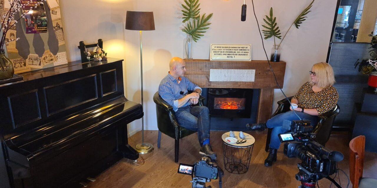 Interview met Raoul Veira nieuwe beheerder van de Hezebrink