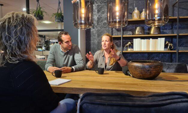 Aan tafel bij Remko & Maureen van Dining, Giving & Living