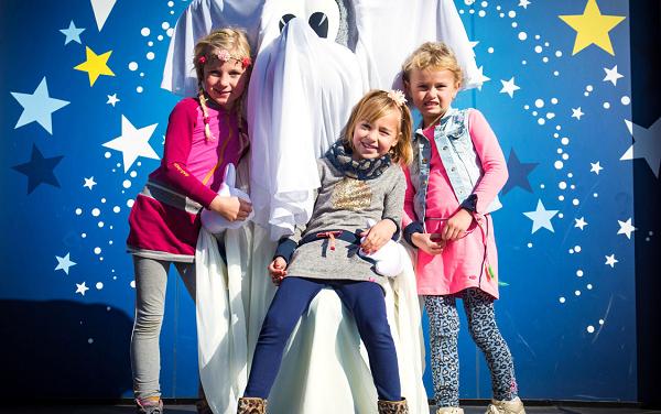 Halloween in Kinderpretpark Julianatoren!