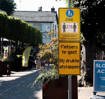 Vanaf 1 oktober 2021 Dorpskernen Epe en Vaassen weer open voor auto's en fietsen